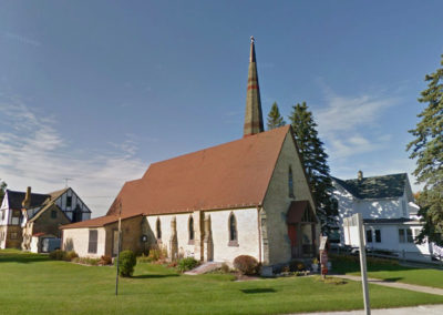806 Fourth Street, Algoma, WI 54201, 920-487-5677, St. Agnes Episcopal Church, church history Wisconsin, christian history, Christian prayers
